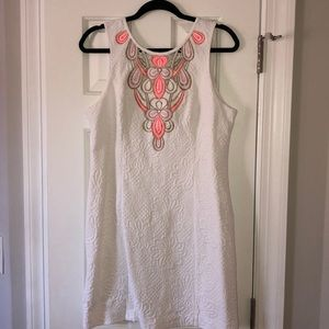 Lilly Pulitzer White Dress